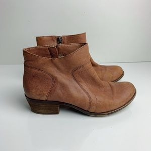 Lucky Brand Brolley Ankle Bootie Size 7